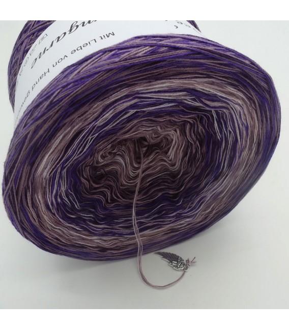 Strudel No. 14 (Swirl No. 14) - 4 ply gradient yarn - image 3