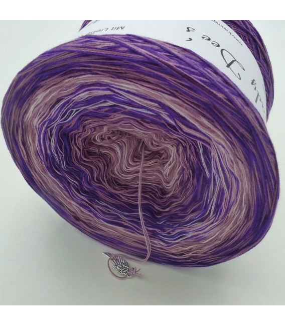 Strudel No. 14 (Swirl No. 14) - 4 fils de gradient filamenteux - Photo 4