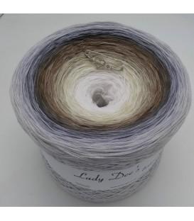 Coconut Gigantischer Bobbel - Farbverlaufsgarn 4-fädig - Bild 1