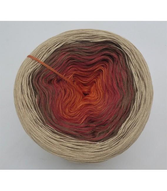 Behaglichkeit (comfort) - 4 ply gradient yarn - image 3