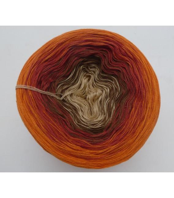 Behaglichkeit (comfort) - 4 ply gradient yarn - image 5