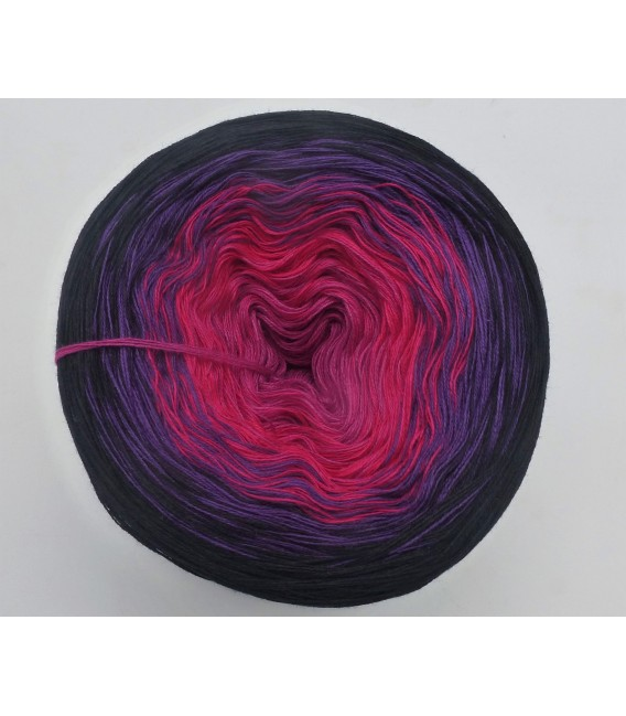 Nacht der Liebe (Night of love) - 4 ply gradient yarn - image 5