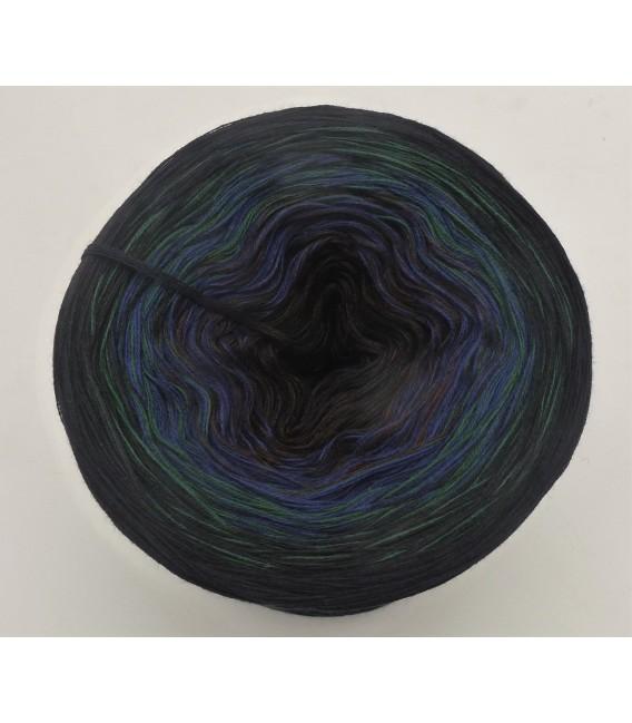Dark Night (Nuit noire) - 4 fils de gradient filamenteux - Photo 2