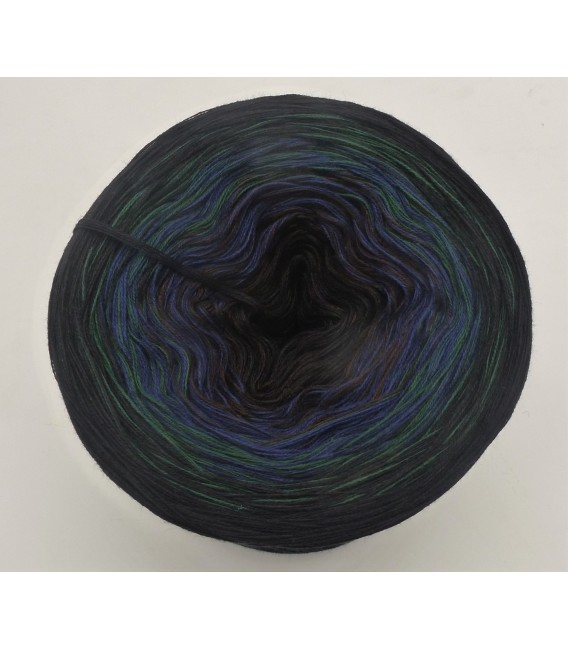 Dark Night - 4 ply gradient yarn - image 2