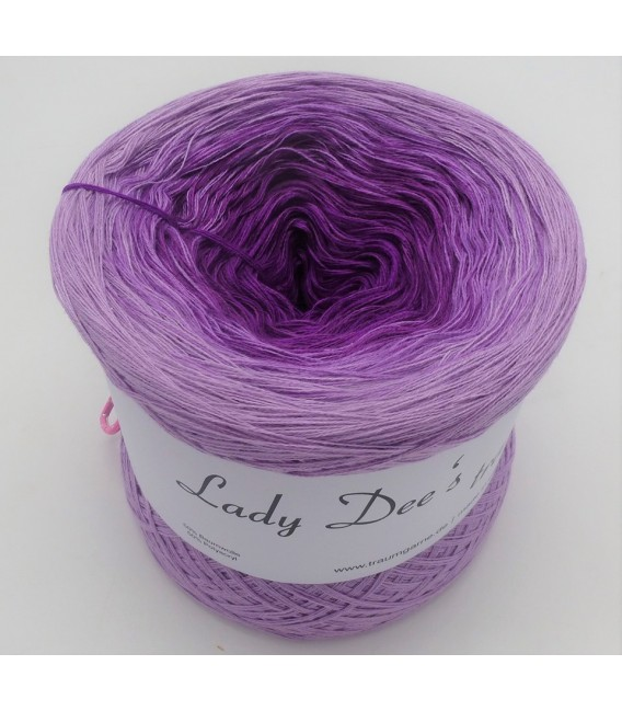 Milka - 4 ply gradient yarn - image 4