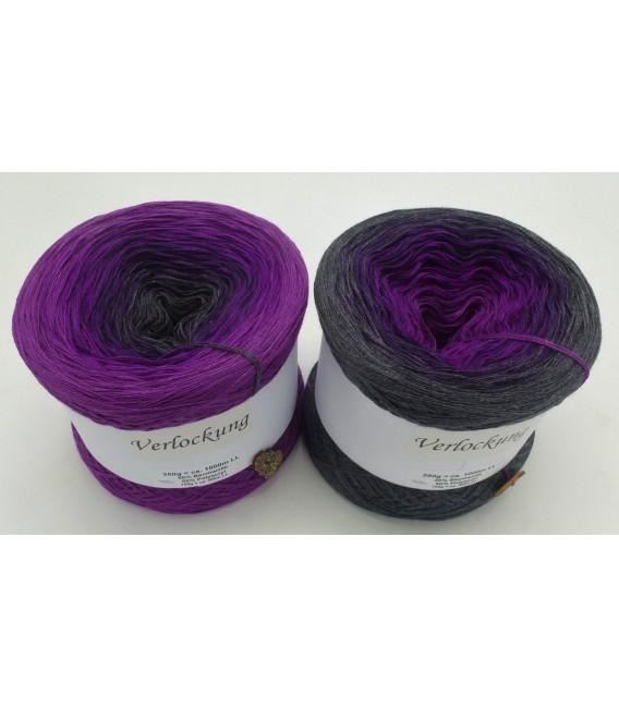 Verlockung (enticement) - 4 ply gradient yarn - image 1