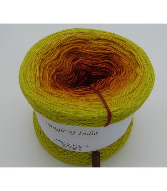 Magic of India - 4 ply gradient yarn - image 2