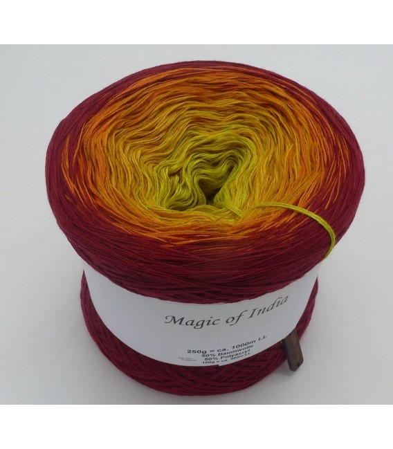 Magic of India - 4 ply gradient yarn - image 4
