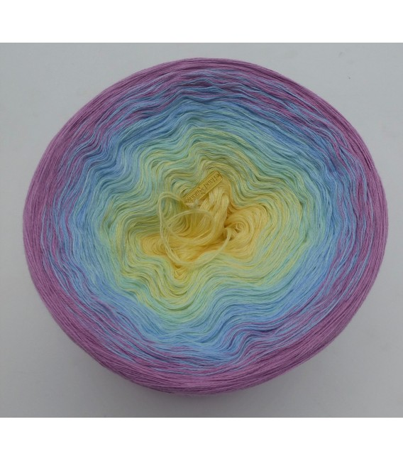 Abschied vom Sommer (Farewell to the summer) - 4 ply gradient yarn - image 3