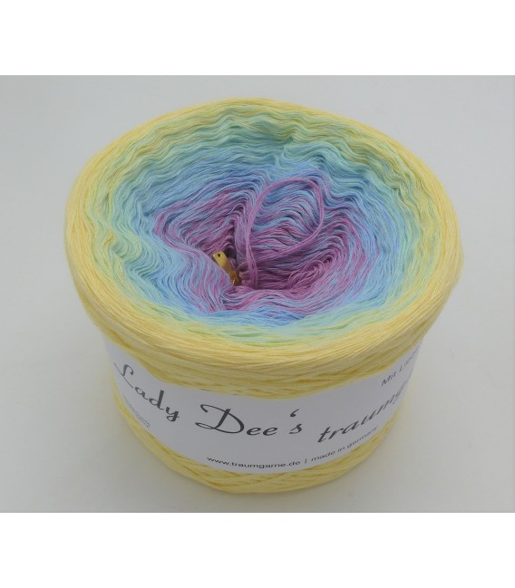 Abschied vom Sommer (Farewell to the summer) - 4 ply gradient yarn - image 5