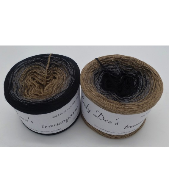 Verliebtes Duo (In love duo) - VD013 - 4 ply gradient yarn - image 1