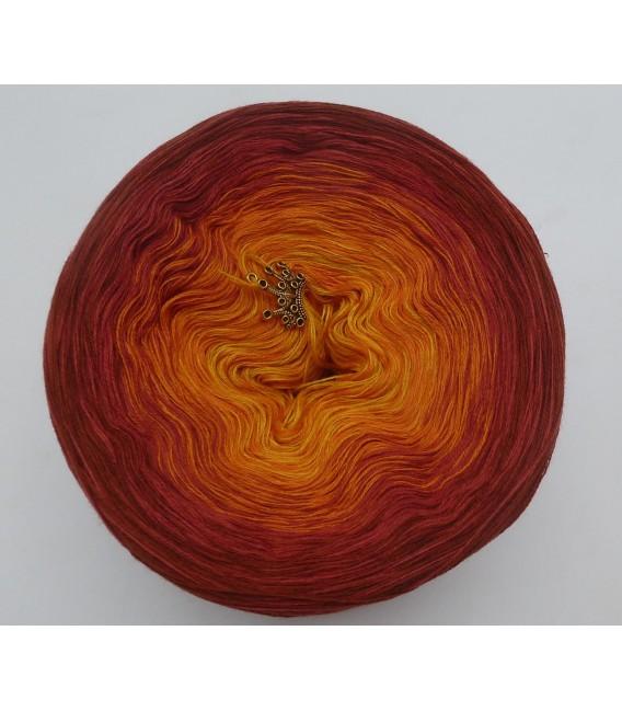 Erntedank (Thanksgiving) - 4 ply gradient yarn - image 3