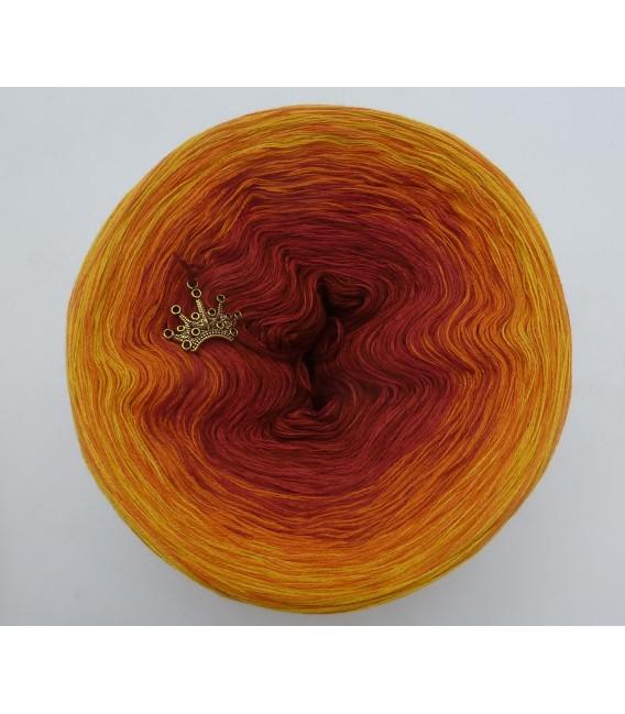 Erntedank (Thanksgiving) - 4 ply gradient yarn - image 5
