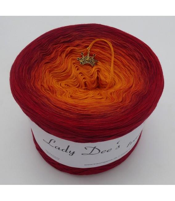 Herbststimmung (Autumn mood) - 4 ply gradient yarn - image 2