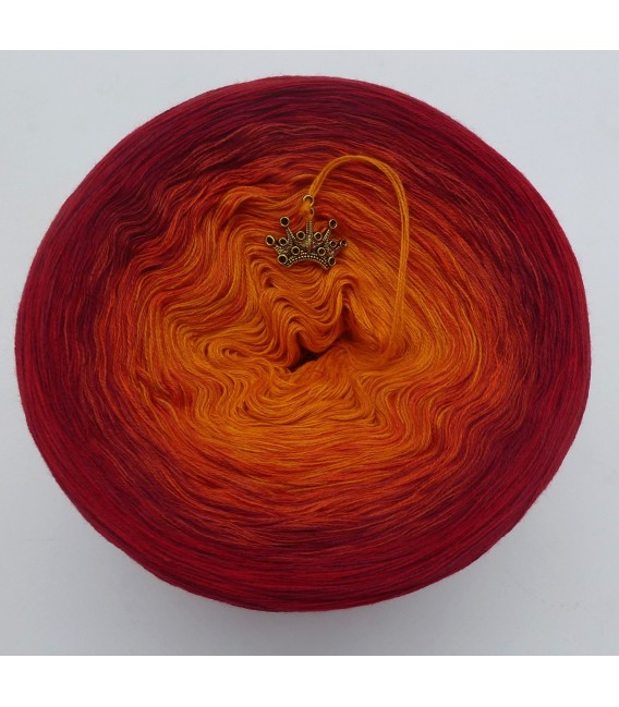 Herbststimmung (Autumn mood) - 4 ply gradient yarn - image 3
