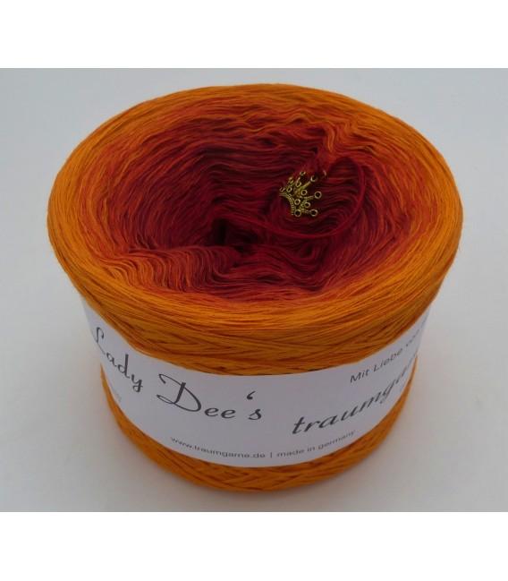 Herbststimmung (Autumn mood) - 4 ply gradient yarn - image 4