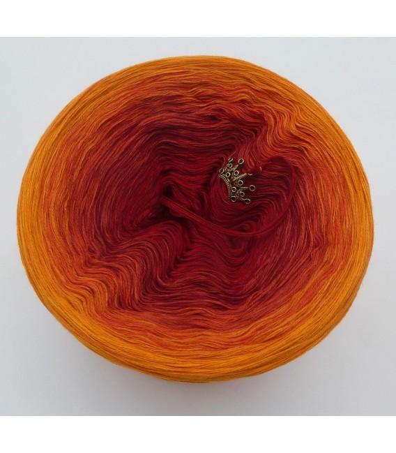 Herbststimmung - Farbverlaufsgarn 4-fädig - Bild 5