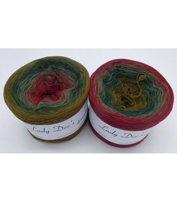 Herbstsluft (autumn air) - 4 ply gradient yarn - image 1