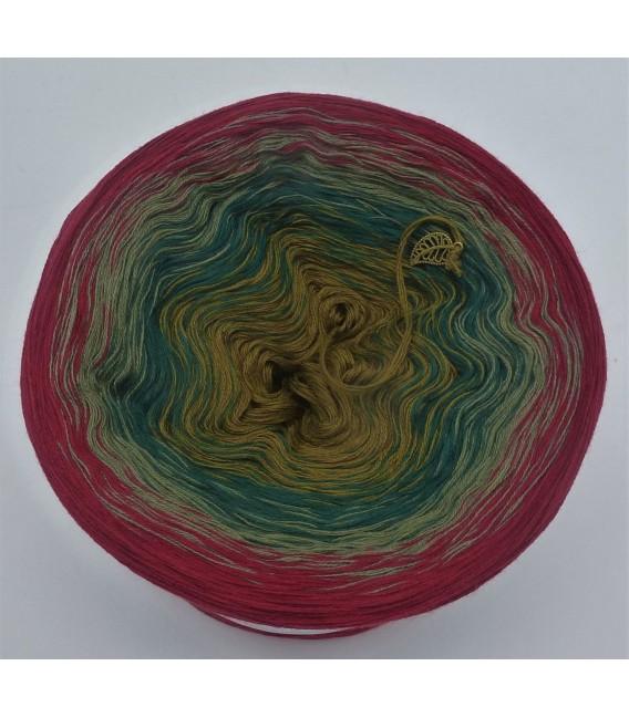 Herbstsluft (autumn air) - 4 ply gradient yarn - image 3