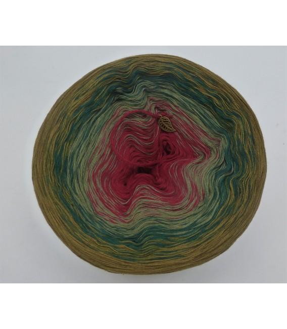 Herbstsluft (autumn air) - 4 ply gradient yarn - image 5