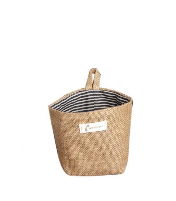 Utensilo - small Bobbel bag open to hang - striped - image 3