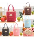 Utensilo - Bobbel bag retro round with drawstring - dotted