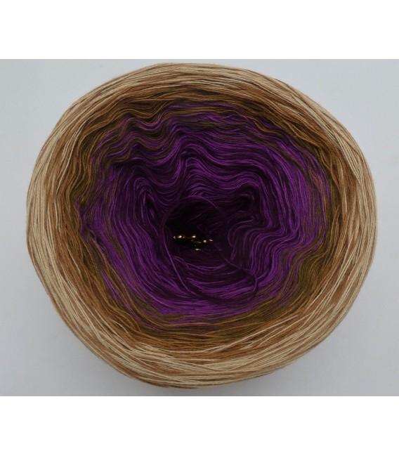 September (septembre) Bobbel 2019 - 4 fils de gradient filamenteux - Photo 3