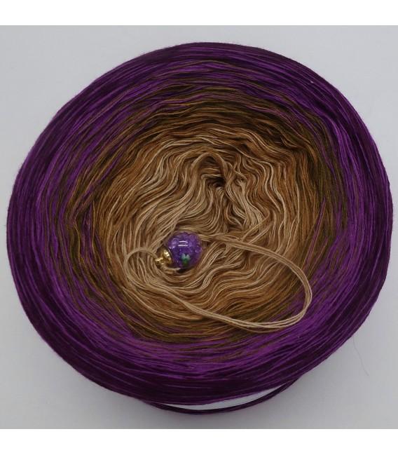 September Bobbel 2019 - 4 ply gradient yarn - image 5