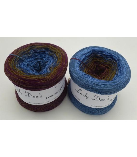 Prestige - 4 ply gradient yarn - image 1
