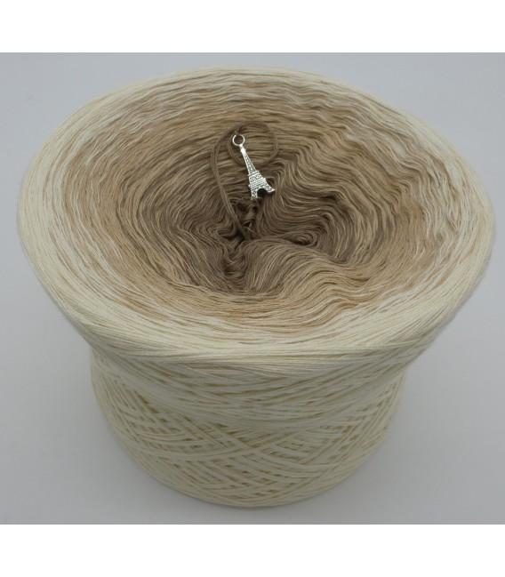 Sandelholz (сандаловое дерево) - 4 нитевидные градиента пряжи - Фото 2