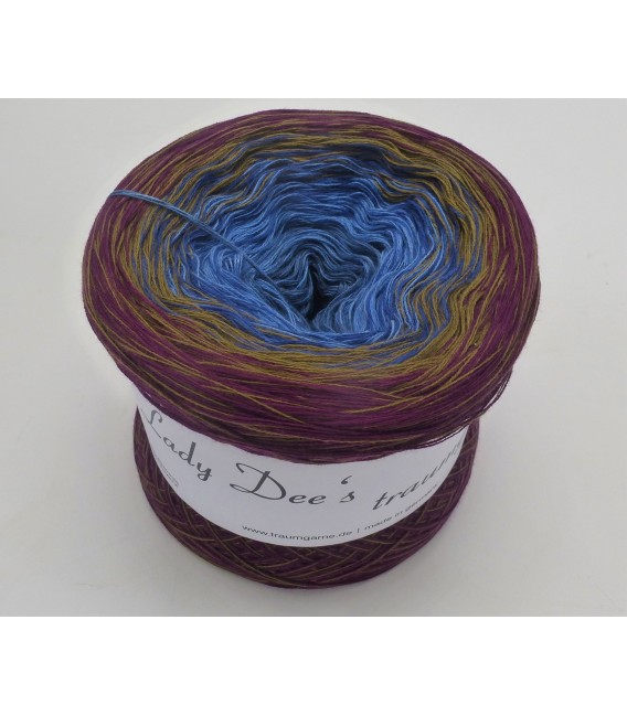 Prestige - 4 ply gradient yarn - image 4
