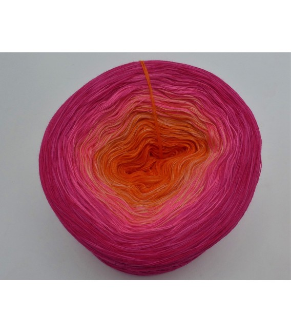Hot Summer - 4 ply gradient yarn - image 5