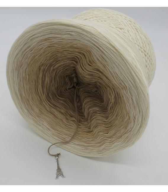 Sandelholz (сандаловое дерево) - 4 нитевидные градиента пряжи - Фото 5