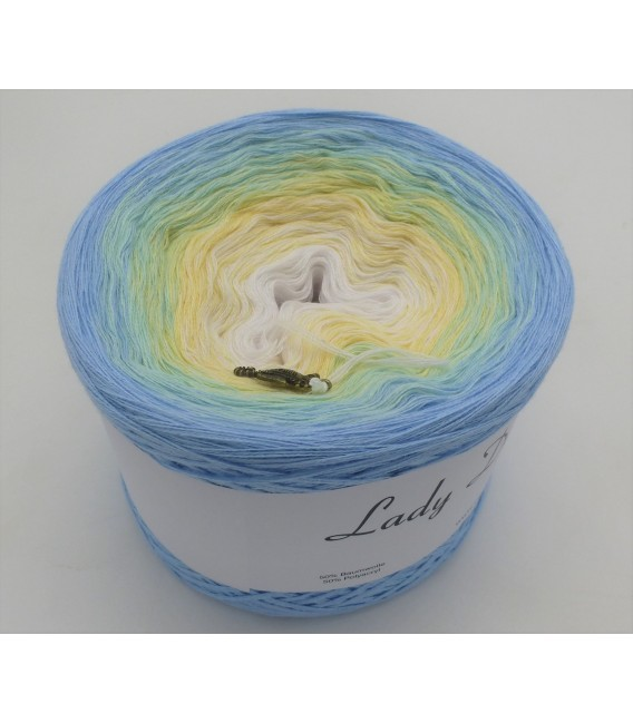 Windlicht (wind light) - 4 ply gradient yarn - image 2