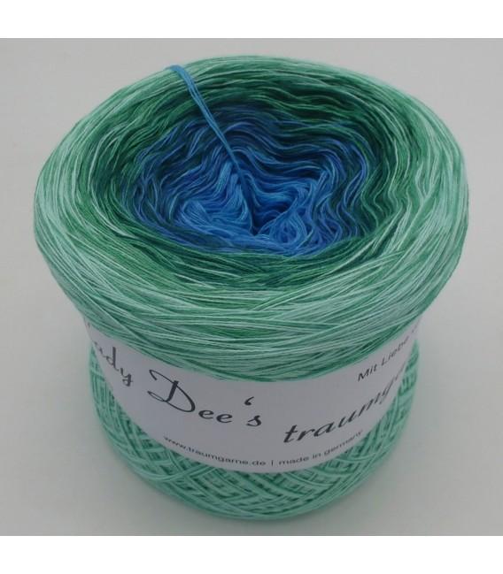 Blue Grass (Herbe bleue) - 4 fils de gradient filamenteux - Photo 4