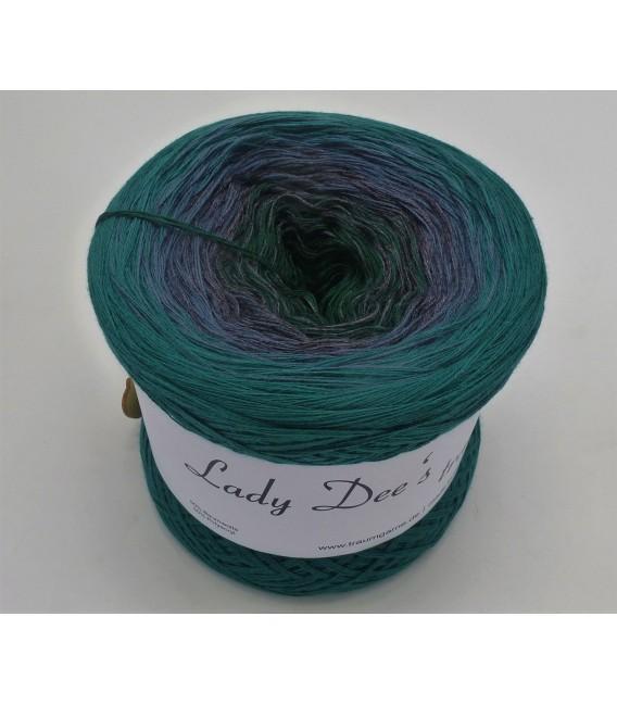 Smaragde (emeralds) - 4 ply gradient yarn - image 2