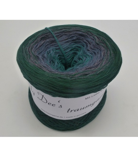 Smaragde (emeralds) - 4 ply gradient yarn - image 4