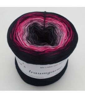 La Rosa - 4 ply gradient yarn