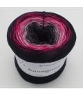 La Rosa - 4 ply gradient yarn