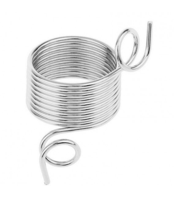 Knitting thimble stainless steel - image 4