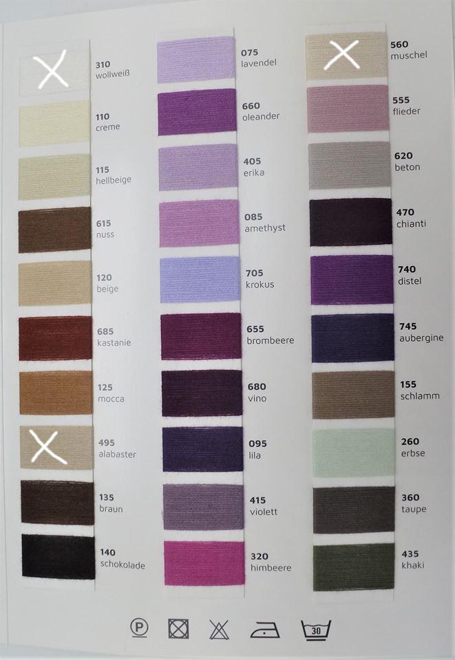 palette de couleurs 2