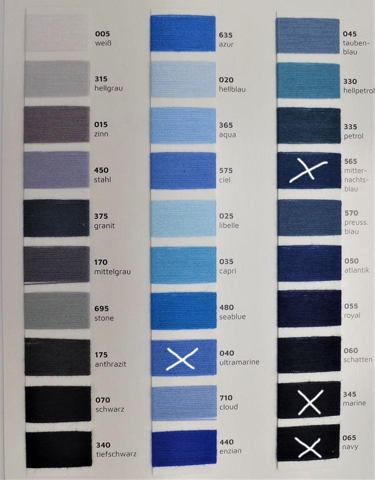 palette de couleurs 3