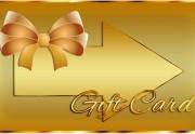 Nouvelle catégorie Certificats-cadeaux / Cartes-cadeaux